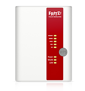 afz zeven avm fritzwlan repeater 450E software hardware detail