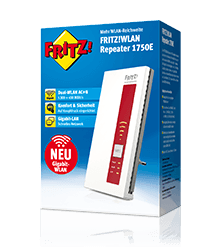 afz zeven avm fritzwlan repeater 1750e softwarea hardware